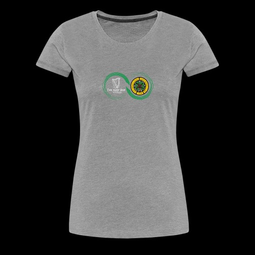 Harp and French CSC logo - T-shirt Premium Femme