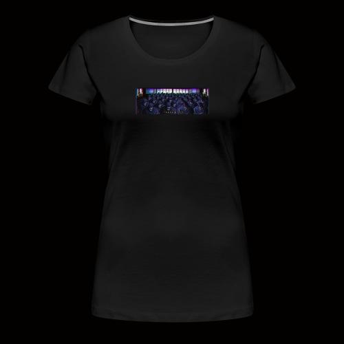 3 T R A S H 3 - T-shirt Premium Femme