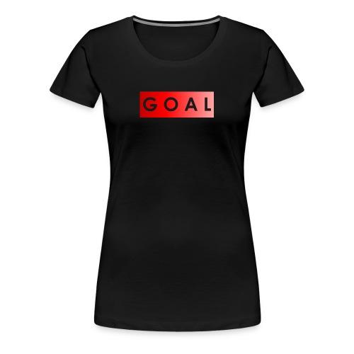 strong far nation - the Goal - Frauen Premium T-Shirt