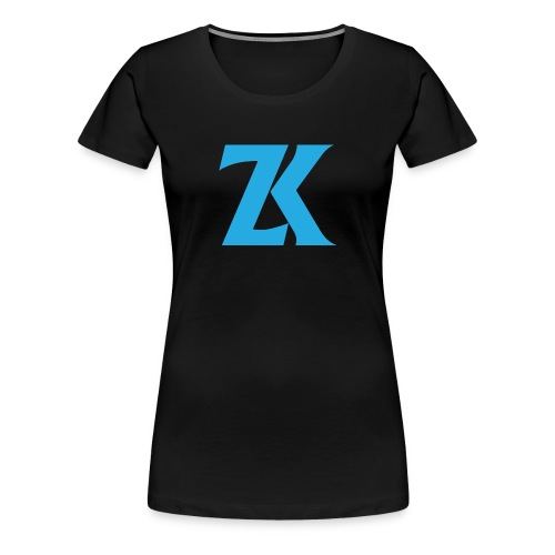 ZK merch - Women's Premium T-Shirt