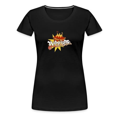 BALZAZATE - T-shirt Premium Femme