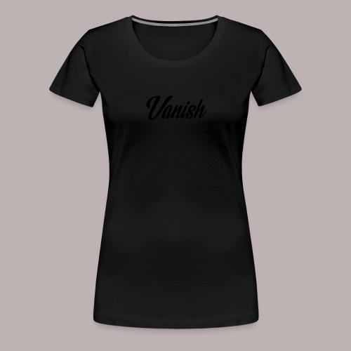 Vanish - Premium-T-shirt dam