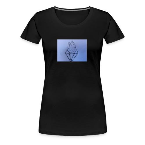 Mcap - Premium T-skjorte for kvinner