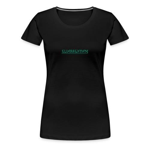 eliassenfam - Premium T-skjorte for kvinner