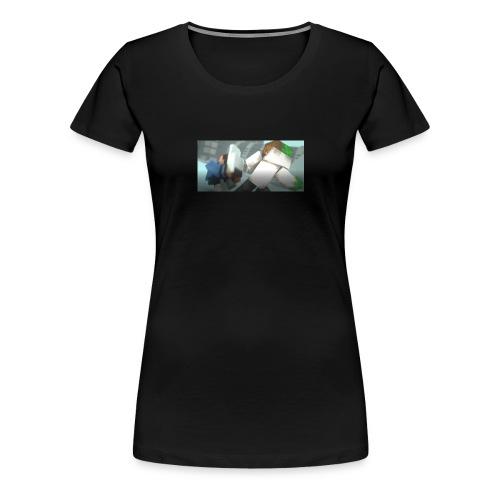 HeroicTBN - Women's Premium T-Shirt