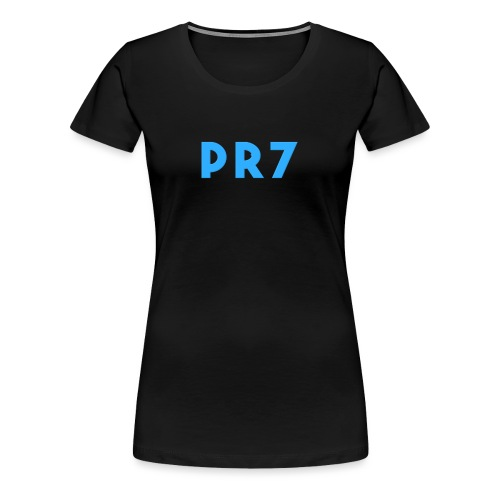 SpaceBlueAvatar2 - Women's Premium T-Shirt