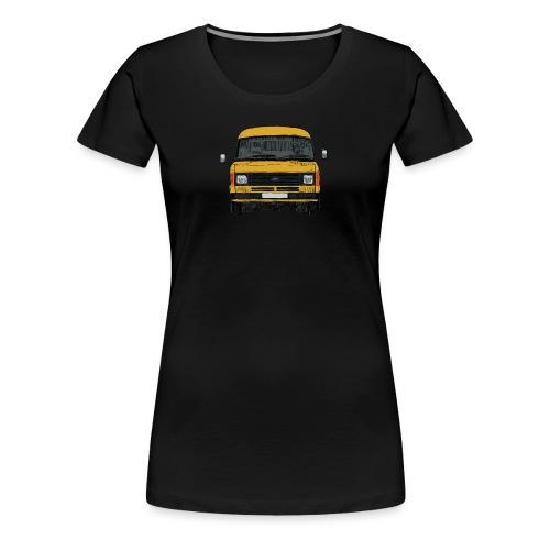 Transit Mk2 - Women's Premium T-Shirt