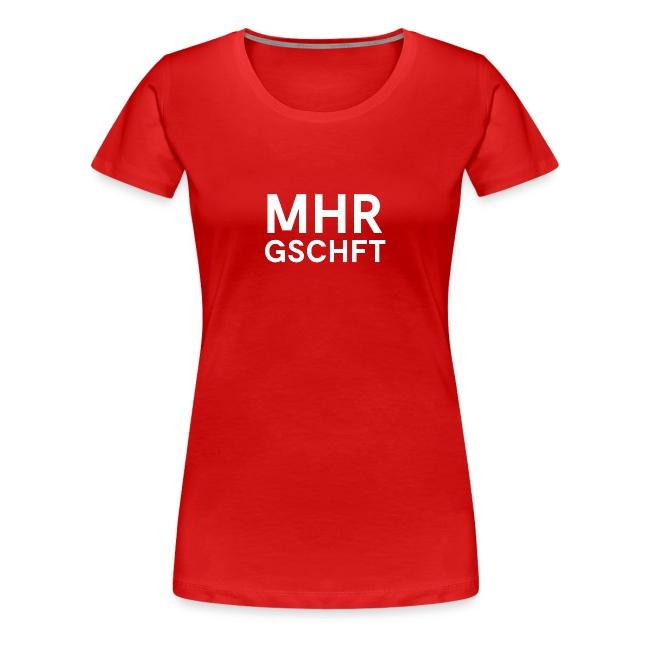 MHR GSCHFT (weiß)