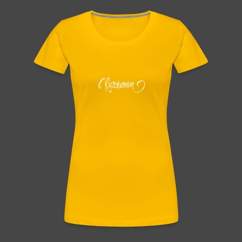 Name only - Women's Premium T-Shirt