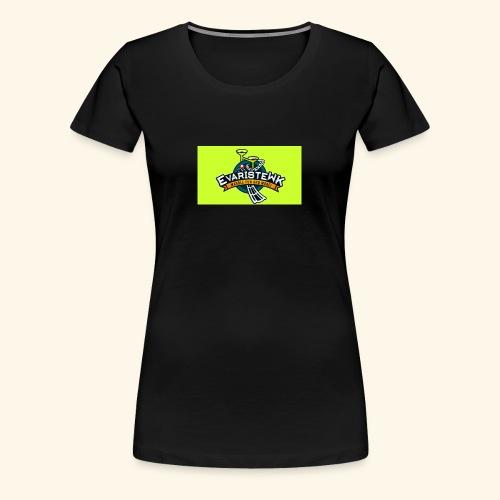 evariste wk - Naisten premium t-paita