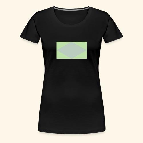 H - Maglietta Premium da donna