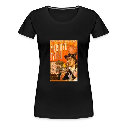 Merthyr Turdfil - Women's Premium T-Shirt