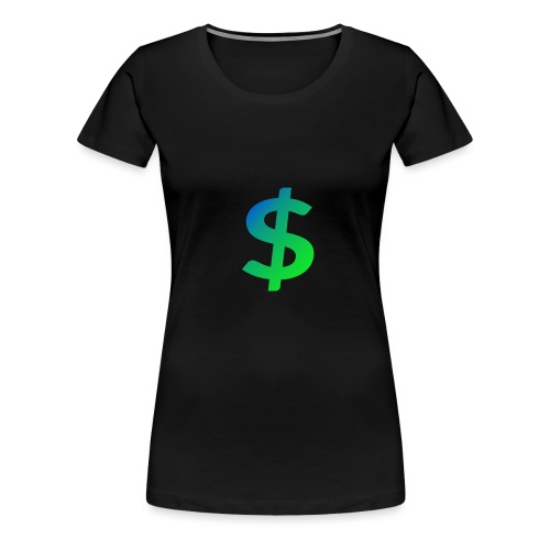 cashmaster - Premium-T-shirt dam