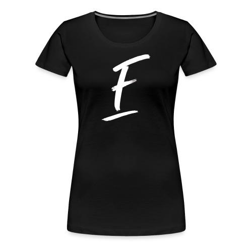 Radio Fugue F Blanc - T-shirt Premium Femme
