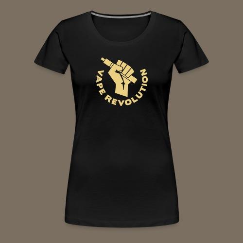 Vape Revolution - Faust - Frauen Premium T-Shirt