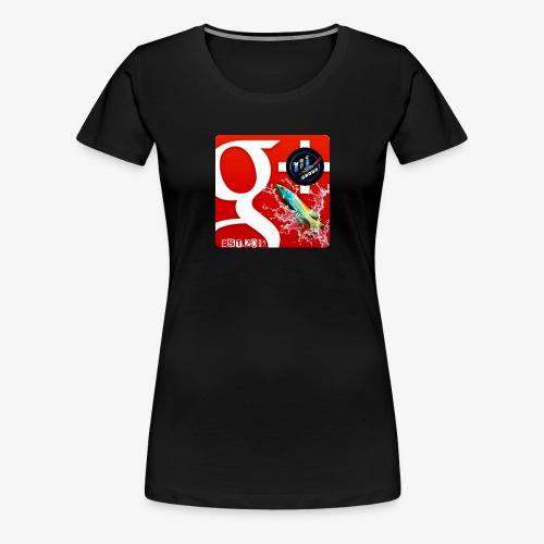 MIXED AFRICAN CICHLIDS group - Women's Premium T-Shirt