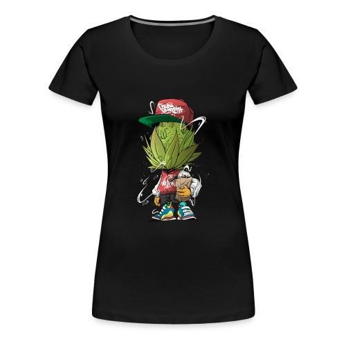3 Budshead - Frauen Premium T-Shirt