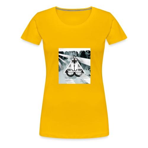 See-Anker - Frauen Premium T-Shirt