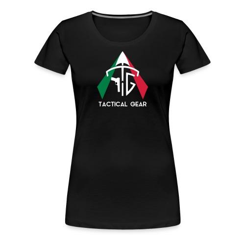 TGI FLAG - Maglietta Premium da donna