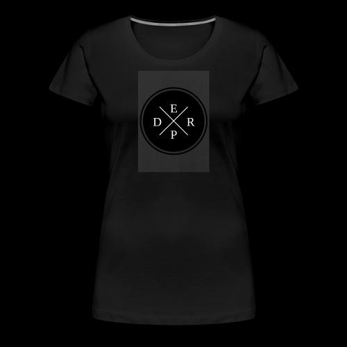 Derpy tee - Premium-T-shirt dam