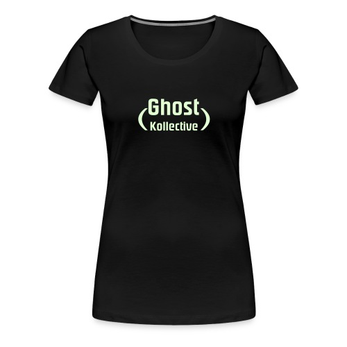Ghost Kollective Logo - Women's Premium T-Shirt