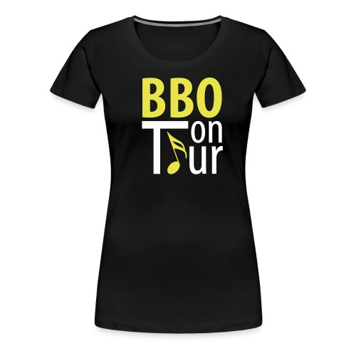 BBO on Tour - Frauen Premium T-Shirt