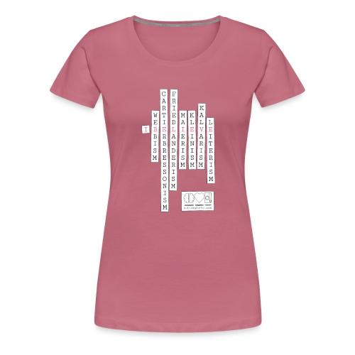 CAMISETA I BELIEVE - Camiseta premium mujer