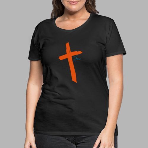 CROSS - Maglietta Premium da donna