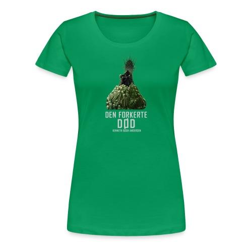 Den forkerte død - Dame premium T-shirt