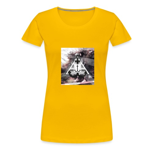 Wald-Anker - Frauen Premium T-Shirt