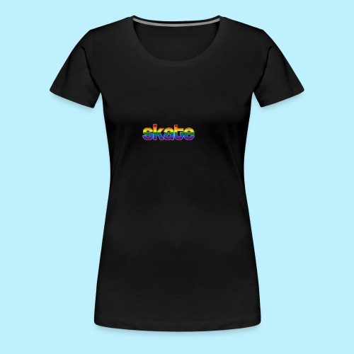 8888 - Vrouwen Premium T-shirt