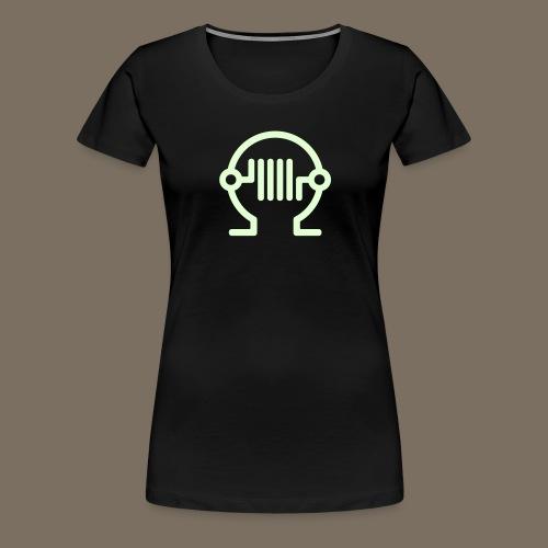 OhmCoil 01 - Frauen Premium T-Shirt