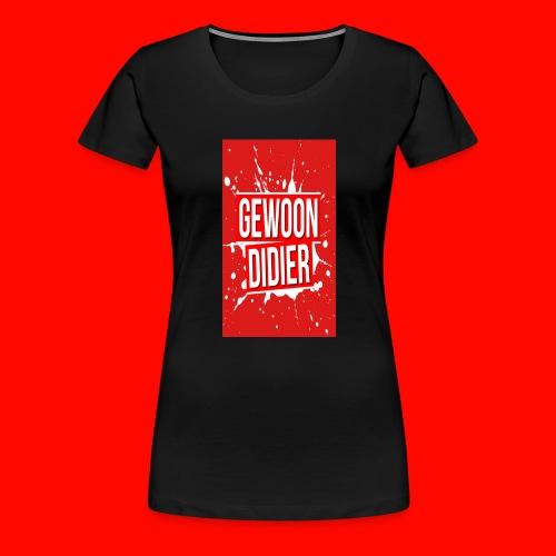 asfasfasafsdg png - Vrouwen Premium T-shirt