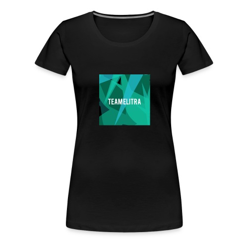 backgrounder 1 png - Women's Premium T-Shirt