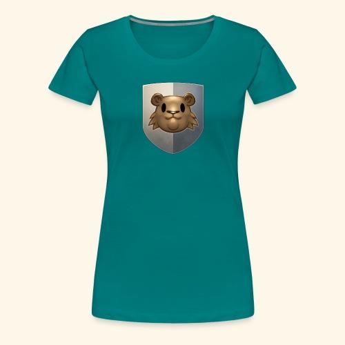 marmottes blason HD - T-shirt Premium Femme