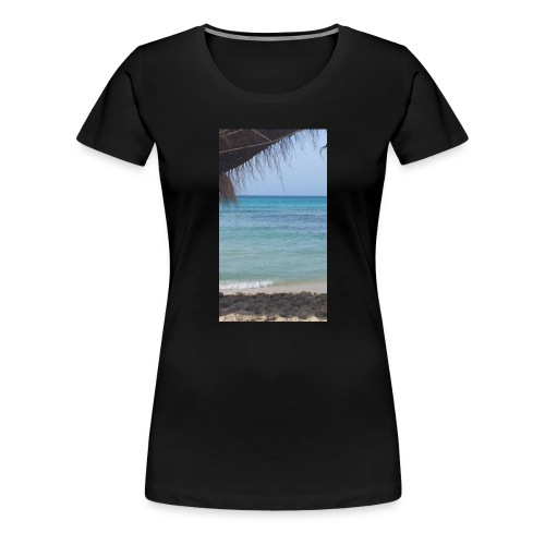 SCHÖN - Frauen Premium T-Shirt