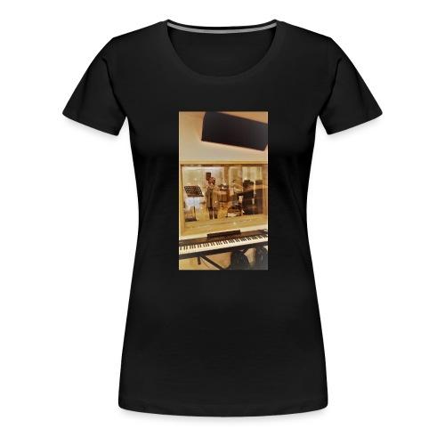 fan de caro - T-shirt Premium Femme