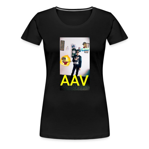 Adam Ali Vlogs Design 1 - Women's Premium T-Shirt