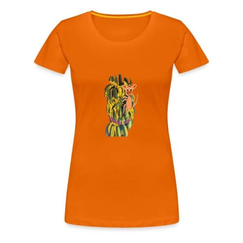 Bananas king - Women's Premium T-Shirt