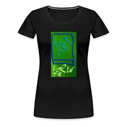 Hg - Frauen Premium T-Shirt