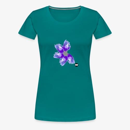 L'indaco e le sue mille sfumature - Maglietta Premium da donna