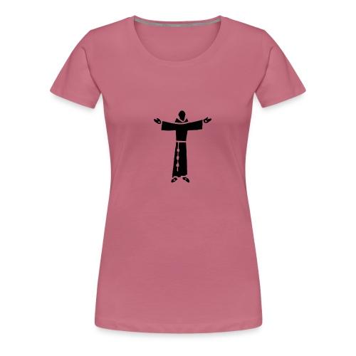 Franziskus - Frauen Premium T-Shirt
