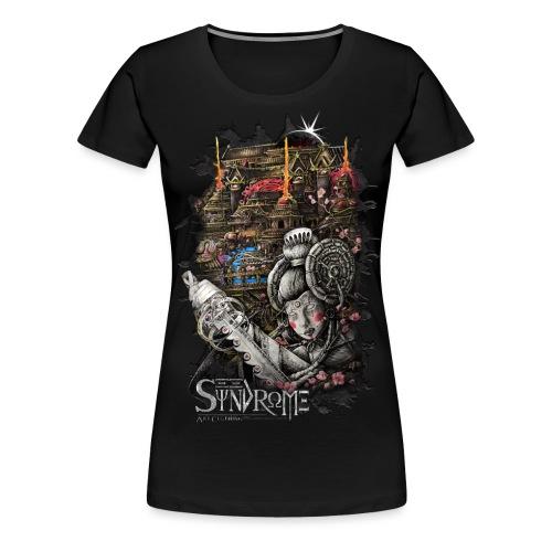 Woman Warrior - T-shirt Premium Femme