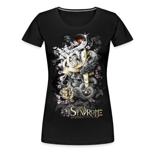 Lost Samouraï - T-shirt Premium Femme