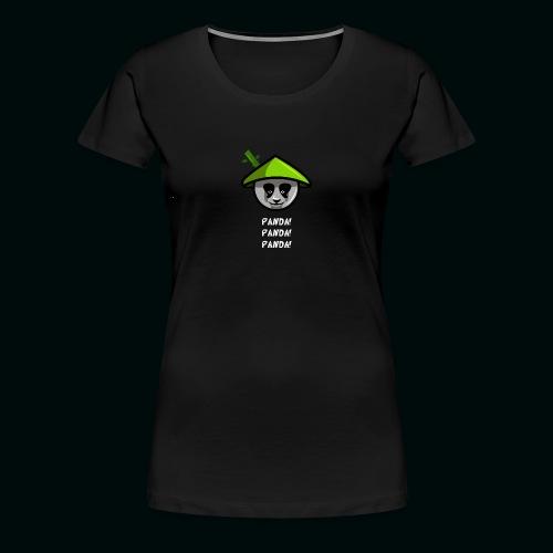 PANADAA png - Women's Premium T-Shirt
