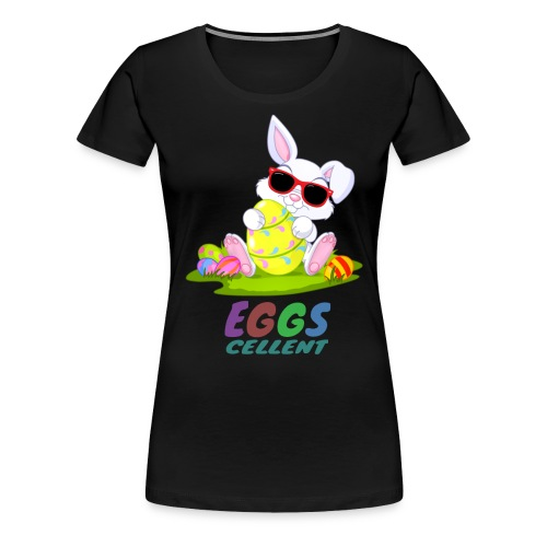 Cute Easter Hunt Gift - Women's Premium T-Shirt