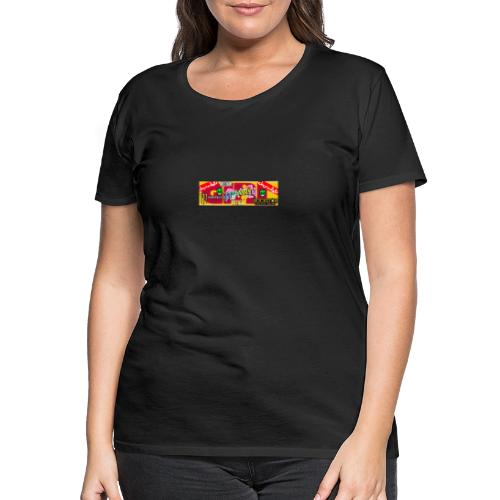 GSMCT - Dame premium T-shirt