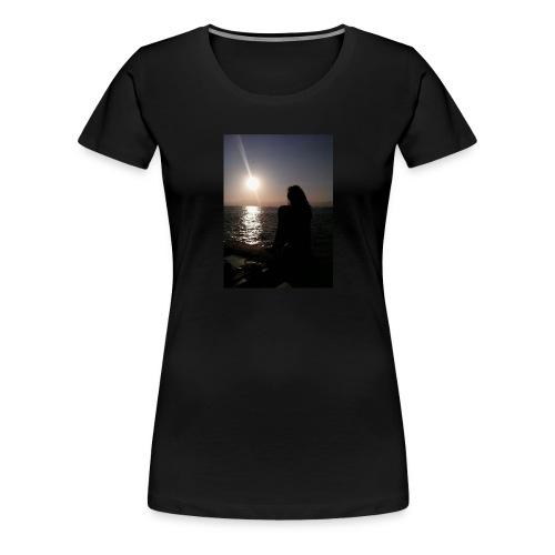 DulceLimonEnPalma - Camiseta premium mujer