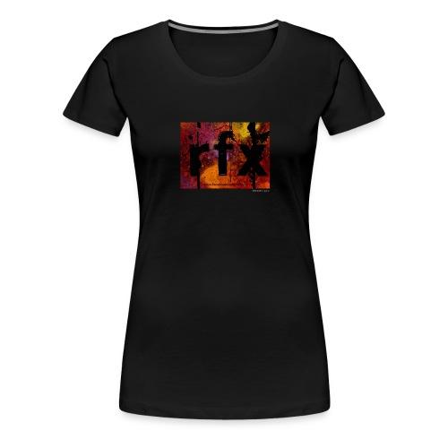 RFX ORIGINAL - Women's Premium T-Shirt