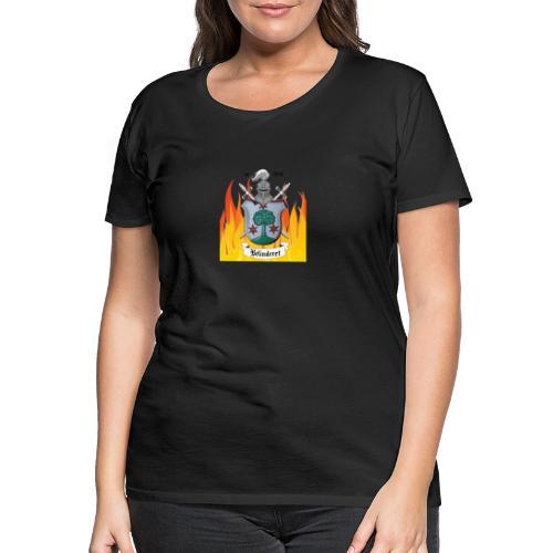 Belinderet Juli 2021 - Frauen Premium T-Shirt